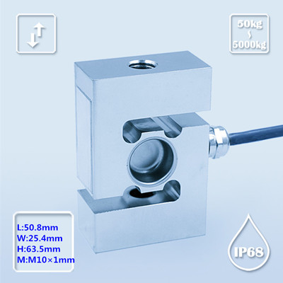 B315MT-博兰森-拉压双向力传感器