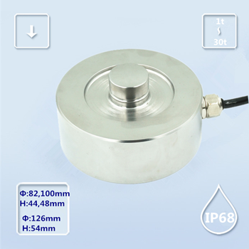 B110C-博兰森-高温测力传感器