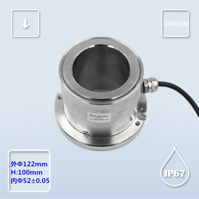 R124-博兰森-螺纹力传感器