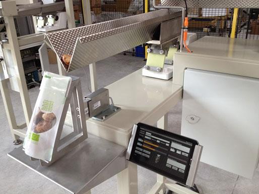 高精度工业称重设备-称重包装机